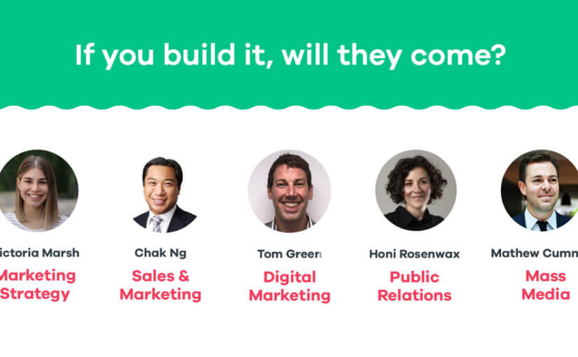Marketing Event: If you build it will they come?